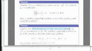 Mathematics 128A - Lecture 17