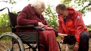 Dog saves old woman's life - Secret Life of Dogs - Earth