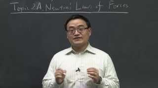 Sat Subject Test.. Physics Full Lecture 5.. Newton's Law p1