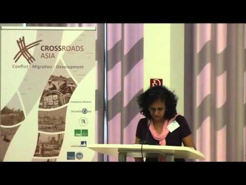 Networked and Globalized Religious Traditions - Panel One at Crossroads Asia Conference 2013