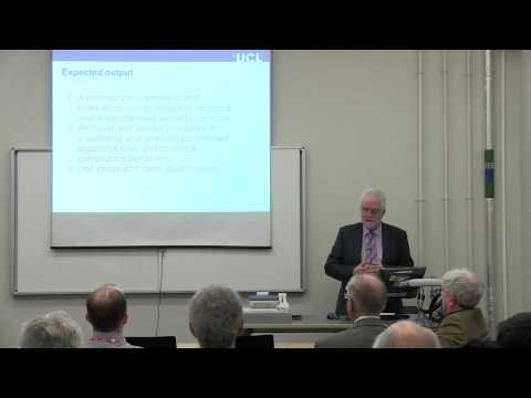 Cyber Security Lecture 9 April 2013