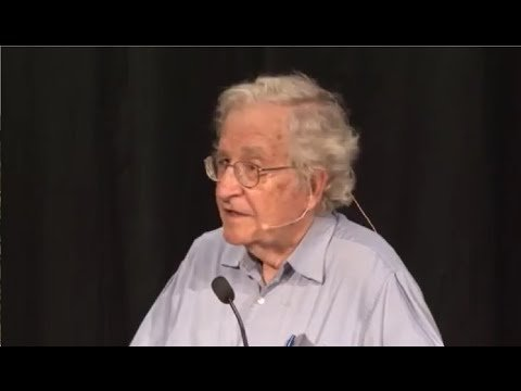 Noam Chomsky - Skepticism and the Scientific Method