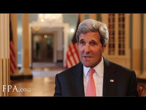 John Kerry - New Challenges in a Globalized World