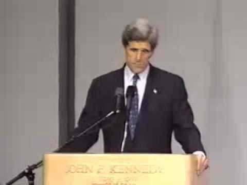 John Kerry: Foreign and Domestic Affairs